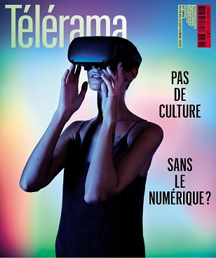 Télérama Magazine N°3688 Du 19 Septembre 2020