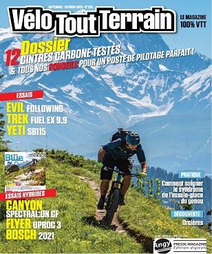 Vélo Tout Terrain N°259 – Septembre-Octobre 2020
