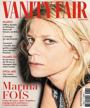 Vanity Fair N°82 – Septembre 2020