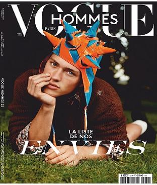Vogue Hommes Hors Série N°32 – Automne-Hiver 2020-2021