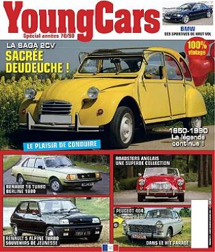Youngcars N°6 – Octobre-Décembre 2020
