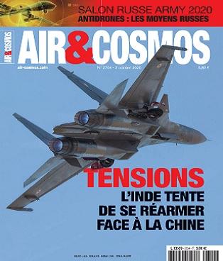 Air et Cosmos N°2704 Du 2 Octobre 2020
