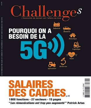 Challenges N°668 Du 1er au 7 Octobre 2020