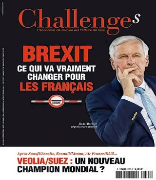 Challenges N°670 Du 15 au 21 Octobre 2020