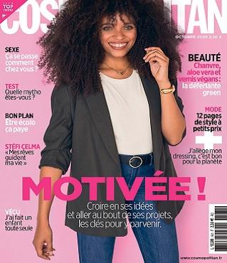 Cosmopolitan N°561 – Octobre 2020