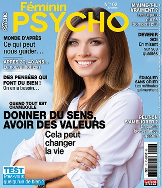 Féminin Psycho N°102 – Novembre 2020-Janvier 2021