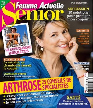 Femme Actuelle Senior N°30 – Novembre 2020