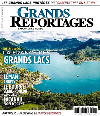 Grands Reportages N°480 – Automne 2020