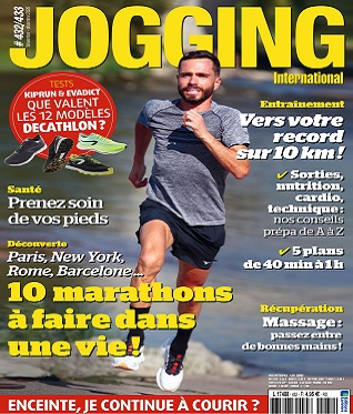 Jogging International N°432-433 – Novembre-Décembre 2020