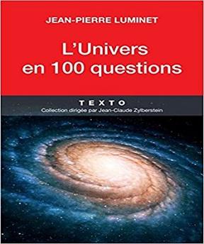 L'Univers en 100 questions – Jean-Pierre Luminet