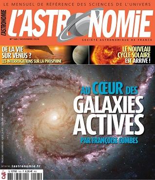 L'Astronomie N°143 – Novembre 2020