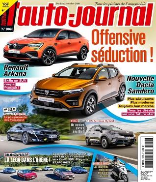 L'Auto-Journal N°1068 Du 8 au 21 Octobre 2020