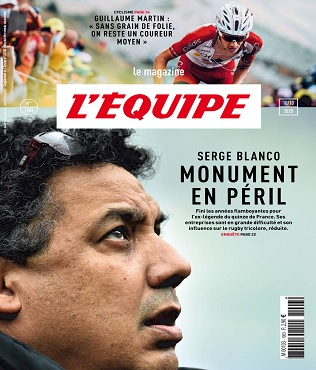 L'Equipe Magazine N°1989 Du 10 Octobre 2020