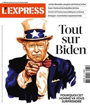L'Express N°3615 Du 15 au 21 Octobre 2020