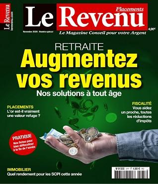 Le Revenu Placements N°277 – Novembre 2020