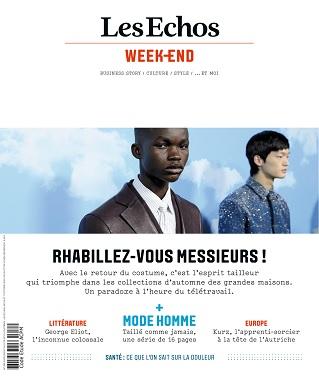 Les Echos Week-end Du 16 Octobre 2020