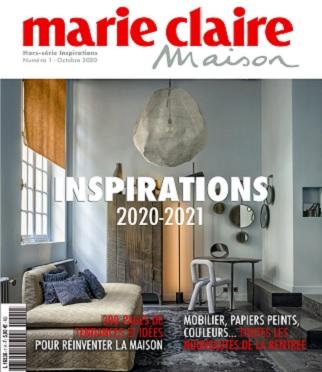 Marie Claire Maison Hors Série Inspirations N°1 – Octobre 2020