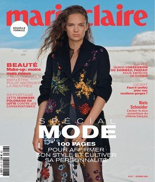 Marie Claire N°817 – Octobre 2020
