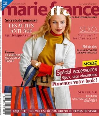 Marie France N°296 – Octobre 2020