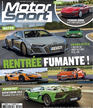 Motor Sport N°95 – Septembre-Octobre 2020