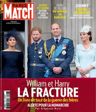 Paris Match N°3728 Du 15 au 21 Octobre 2020