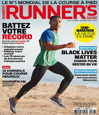 Runner's World N°83 – Octobre-Novembre 2020