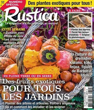 Rustica N°2651 Du 16 au 22 Octobre 2020