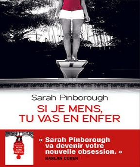Si je mens-tu vas en enfer – Sarah Pinborough (2020)