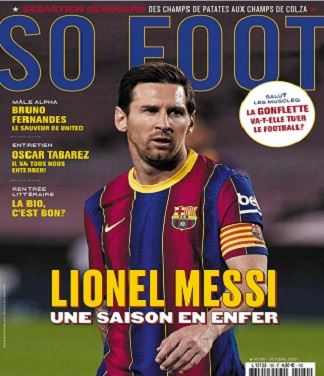 So Foot N°180 – Octobre 2020