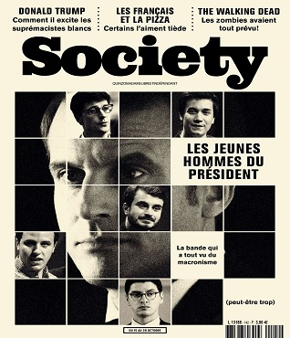 Society N°142 Du 15 au 28 Octobre 2020