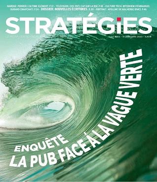 Stratégies N°2054 Du 15 au 21 Octobre 2020