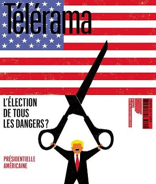 Télérama Magazine N°3692 Du 17 Octobre 2020