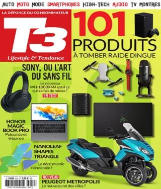 T3 Gadget Magazine N°50 – Octobre 2020