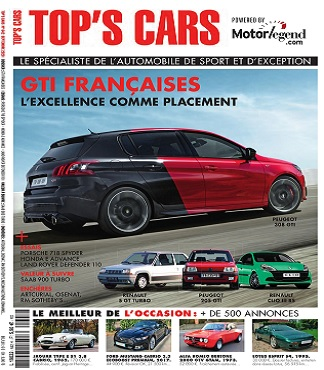 Top's Cars N°642 – Septembre 2020