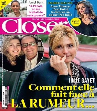 Closer N°806 Du 20 au 26 Novembre 2020