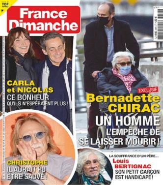France Dimanche N°3873 Du 20 Novembre 2020