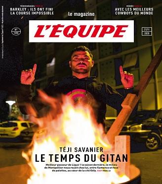 L'Equipe Magazine N°1995 Du 21 au 27 Novembre 2020