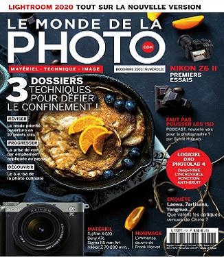 Le Monde De La Photo N°131 – Décembre 2020