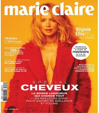 Marie Claire N°818 – Novembre 2020