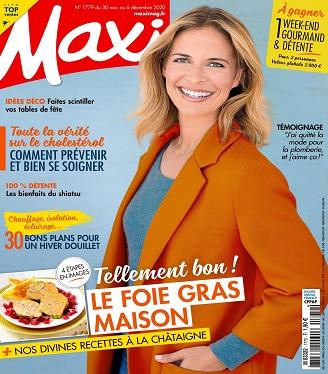 Maxi N°1779 Du 30 Novembre 2020