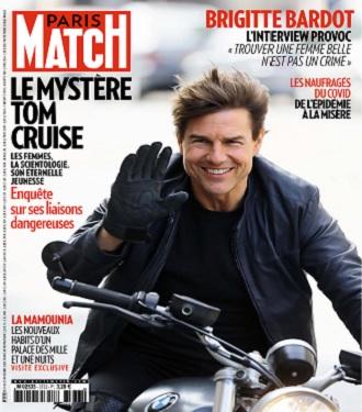 Paris Match N°3733 Du 19 au 25 Novembre 2020
