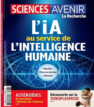 Sciences et Avenir N°884 – Décembre 2020