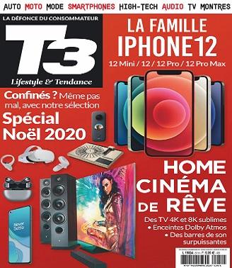 T3 Gadget Magazine N°51 – Novembre 2020