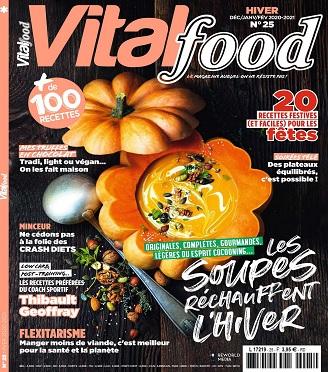 Vital Food N°25 – Décembre 2020-Février 2021