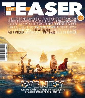 Cinéma Teaser N°99 – Décembre 2020-Janvier 2021