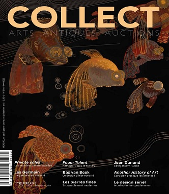 Collect Arts Antiques Auctions N°503 – Hiver 2020-2021