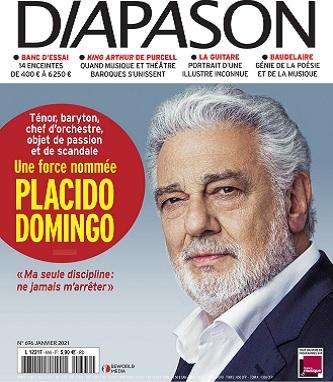 Diapason N°696 – Janvier 2021