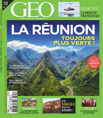 Geo N°503 – Janvier 2021