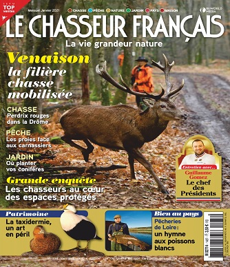 Le Chasseur Français N°1487 – Janvier 2021