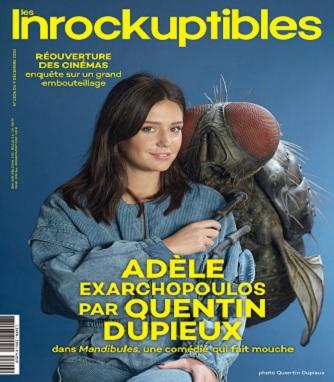 Les Inrockuptibles N°1306 Du 9 au 15 Décembre 2020